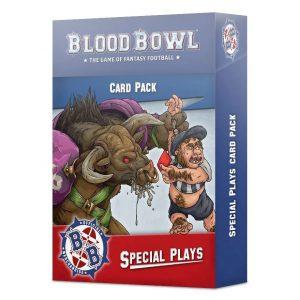 Games Workshop (Direct) Blood Bowl  Blood Bowl Blood Bowl: Special Plays Card Pack - 60050999004 - 5011921131884