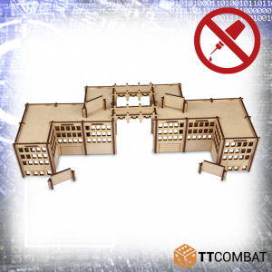 TTCombat   Sci Fi (15mm) Commercia Civitalis - TTSCW-SFX-045 - 5060570133992