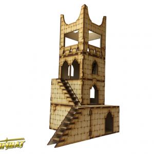 TTCombat   Fantasy Scenics (28-32mm) Guardian Watchtower - RPG005 - 5060504043700