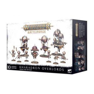 Games Workshop (Direct) Age of Sigmar  Age of Sigmar Battleforces Battleforce Kharadron Overlords Barak-Nar Skyfleet - 99120205039 - 5011921132171