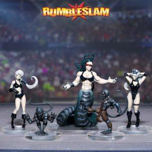 TTCombat Rumbleslam  Rumbleslam Rumbleslam Twisted Shadows - RSG-TEAM-10 - 5060504043588