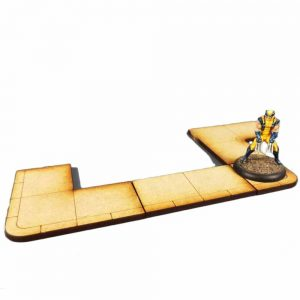 TTCombat   City Scenics (28-30mm) Pavement Set - DCS003 - 5060504040020