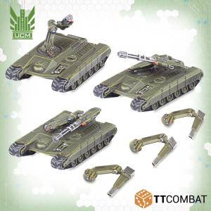 TTCombat Dropzone Commander  UCM Land Vehicles UCM Sabre / Rapier - TTDZR-UCM-008 - 5060570138195