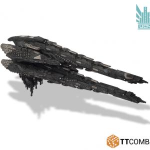 TTCombat Dropfleet Commander  UCM Fleet UCM Dreadnought - TTC-FCGX-UCM-005 - 5060570132780