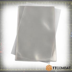 TTCombat   Other Sleeves TTCombat Card Sleeves - TTSCR-HBA-005 - 5060570136870