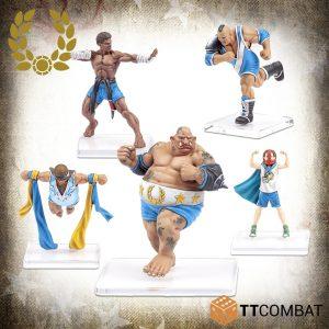 TTCombat Rumbleslam  Rumbleslam Rumbleslam The Headliners - TTRSX-KSP-003 - 5060850179238