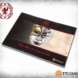 TTCombat   Carnevale The Art of Carnevale - TTC-CMGK-ACC-002 - 5060570132841