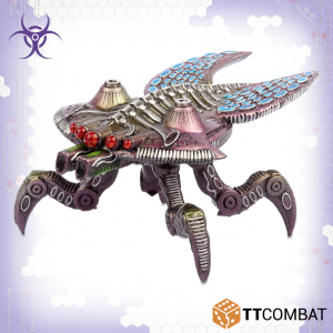 TTCombat   Scourge Land Vehicles Scourge Despot - TTDZR-SCG-002 - 5060570137327