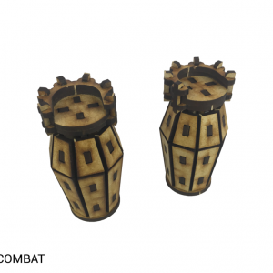 TTCombat   Paint Handles Painting Grips (25mm Round) - TTCPG01 - 5060570131455