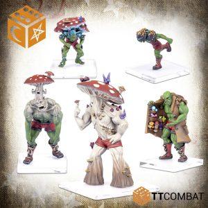 TTCombat Rumbleslam  Rumbleslam Rumbleslam Mighty Madcaps - TTRSX-RLB-003 - 5060850179252