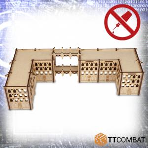 TTCombat   Sci Fi (15mm) Domicile Civitalis - TTSCW-SFX-043 - 5060570133978