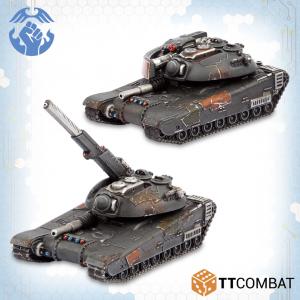 TTCombat   Resistance Land Vehicles Resistance Zhukov / Constantine - TTDZR-RES-004 - 5060570137358