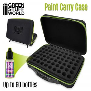 Green Stuff World   Green Stuff World Cases Paint Transport Case - 8436574508567ES - 8436574508567