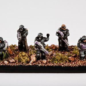 TTCombat   Resistance Infantry Resistance Occupation Veterans - DZC-25021 - 740781771705