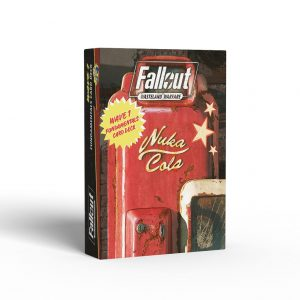 Modiphius Fallout: Wasteland Warfare  Fallout: Wasteland Warfare Fallout: Wasteland Warfare - Accessories: Wave 1 Fundamentals Card Deck - MUH052093 - 5060523343393