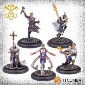 TTCombat   Carnevale Carnevale: Holy Crusaders - TTCGX-VAT-006 - 5060850179207