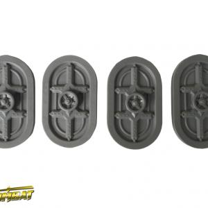 TTCombat   Industrial Hive (28-32mm) Industrial Hive Door Hatches B - INHRA005 - 5060504049184