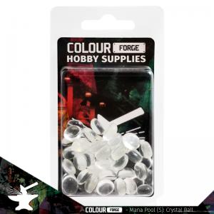 The Colour Forge   Glass Gems Mana Pool: Crystal Ball (small) - TCF-MP-0096 - 5060843100096