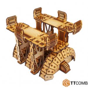 TTCombat   Industrial Hive (28-32mm) Sector 1 - Power Generator - TTSCW-INH-030 - 5060570133435