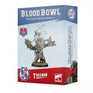 Games Workshop Blood Bowl  Blood Bowl Blood Bowl: Treeman - 99120999007 - 5011921133734