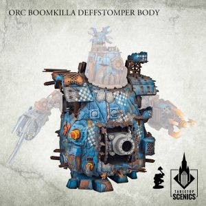 Kromlech   Orc Model Kits Orc Boomkilla Deffstomper Body - KRTS148 - 5908291070601