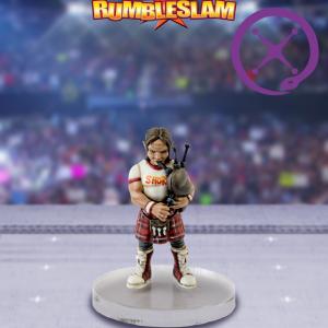 TTCombat Rumbleslam  Rumbleslam Rumbleslam Tartan - RSG-STAR-40 - 5060504047098