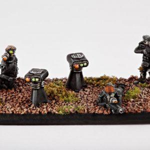 TTCombat   UCM Infantry UCM Praetorian Sniper Teams - DZC-21018 - 639713388039