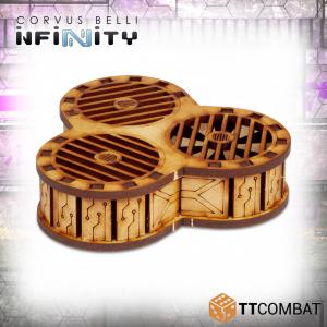 TTCombat   Infinity Terrain (TTCombat) Industrial Ventilation - TTSCW-SFU-085 - 5060570136030