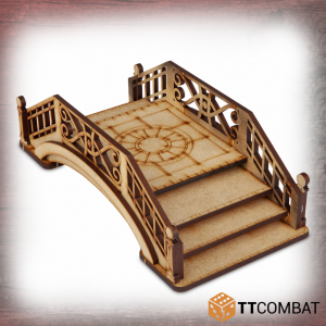 TTCombat   Streets of Venice (28-32mm) Ringhiera Bridge - TTSCW-SOV-129 - 5060570134043