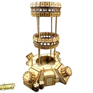 TTCombat   Sci Fi Scenics (28-32mm) Gravity Lift - SFU041 - 5060504042758