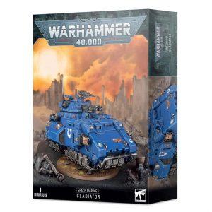 Games Workshop Warhammer 40,000  Space Marines Space Marines Gladiator - 99120101282 - 5011921138579