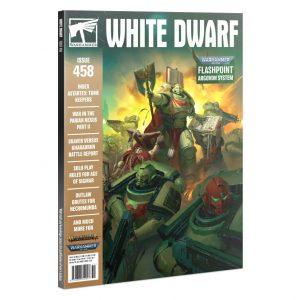 Games Workshop   White Dwarf White Dwarf 458 (November 2020) - 60249999600 - 9772658712017