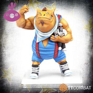 TTCombat Rumbleslam  Rumbleslam Rumbleslam El Mecanico - TTRSR-MOO-007 - 5060570139871