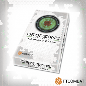 TTCombat Dropzone Commander  Dropzone Commander Essentials DZC Command Cards - TTDZX-ACC-002 - 5060570135279