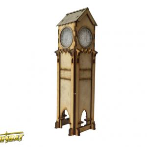 TTCombat   Fantasy Scenics (28-32mm) Bell Tower - FSC003 - 5060504043656