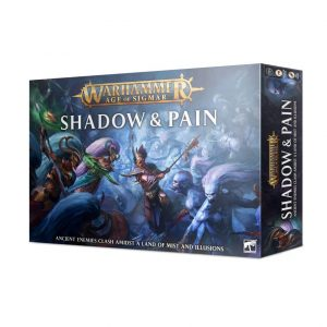 Games Workshop Age of Sigmar  Daughters of Khaine Age of Sigmar: Shadow & Pain - 60010299023 - 5011921135233