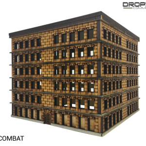 TTCombat   Sci Fi (15mm) Adnet Apartments - SFX001 -