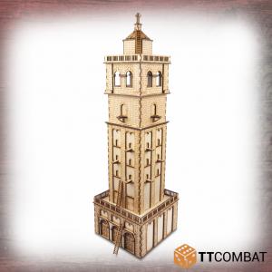 TTCombat   Streets of Venice (28-32mm) Streets of Venice San Geremia Tower - TTSCW-SOV-098 - 5060570137648
