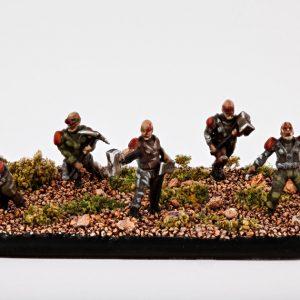 TTCombat   Resistance Infantry Resistance Berserkers - DZC-25022 - 740781771729