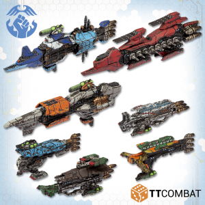 TTCombat   The Resistance Fleet Resistance Starter Fleet - TTDFX-RES-001 - 5060570135255