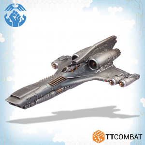 TTCombat   Resistance Air Vehicles Resistance Tempest Interceptor - TTDZR-RES-028 - 5060570139796