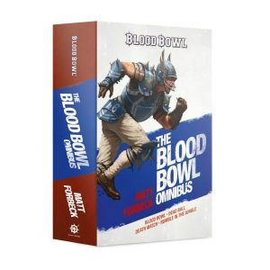 Games Workshop Blood Bowl  Blood Bowl Blood Bowl: The Omnibus (paperback) - 60100981007 - 9781789999426