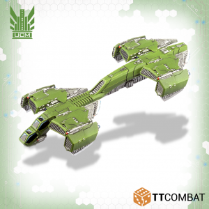 TTCombat   UCM Air Vehicles UCM Titania Condor / Eagle - TTDZR-UCM-028 - 5060570137785