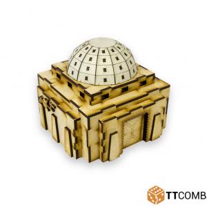TTCombat   Sandstorm (28-32mm) Sandstorm Dwelling - SFU051 - 5060570131639