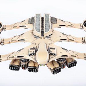 TTCombat   PHR Dropships PHR Poseidon / Njord Heavy Dropship - DZC-24001 - 639713387841