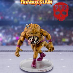 TTCombat Rumbleslam  Rumbleslam Rumbleslam Experiment 2186 - RSG-STAR-45 - 5060504047142