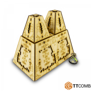 TTCombat   Sci Fi Gothic (28-32mm) Cyber Megalith B - SFG056 - 5060570132162