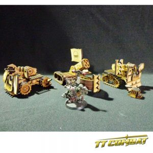 TTCombat   Sci Fi Gothic (28-32mm) Orc Guns - SFG022 - 5060504041904
