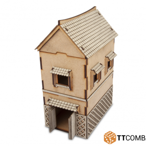 TTCombat   Eastern Empire (28-32mm) Kura Storehouse - TTSCW-EES-020 - 5060570133183