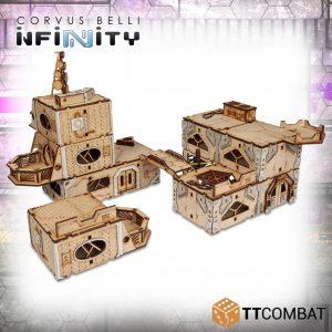 TTCombat   Infinity Terrain (TTCombat) Prefab Complex - TTSCW-SFU-084 - 5060570135972